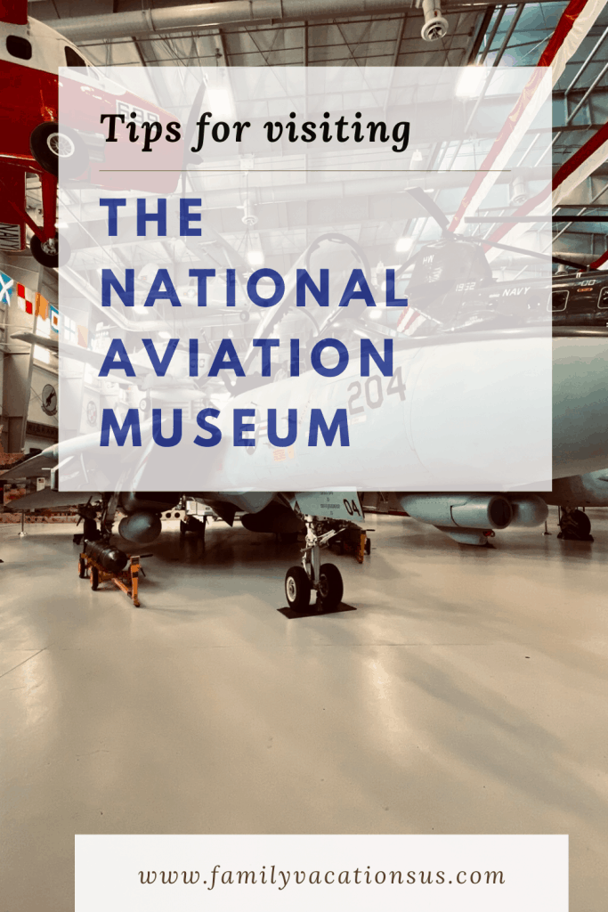 The National Aviation Museum in Pensacola Florida is a fantastic, very hands on museum that your kids are sure to love.