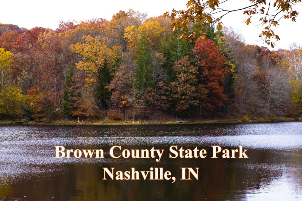 Brown County Indiana