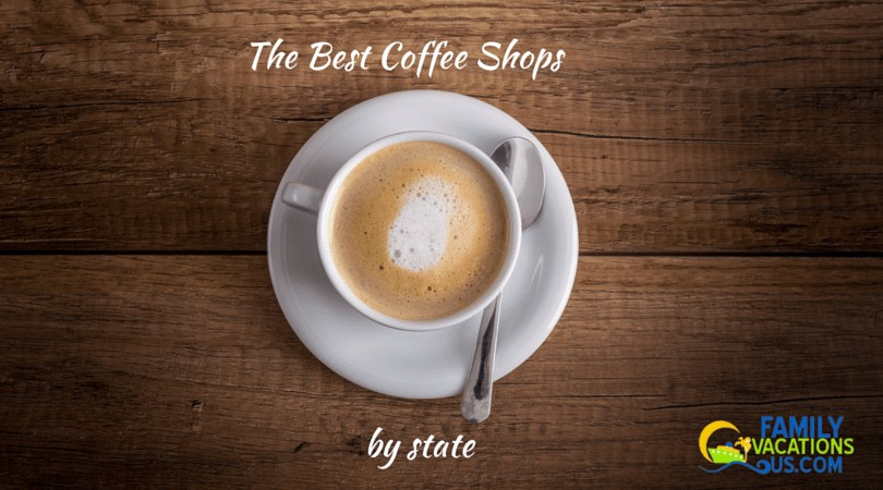 best coffee shops in each state