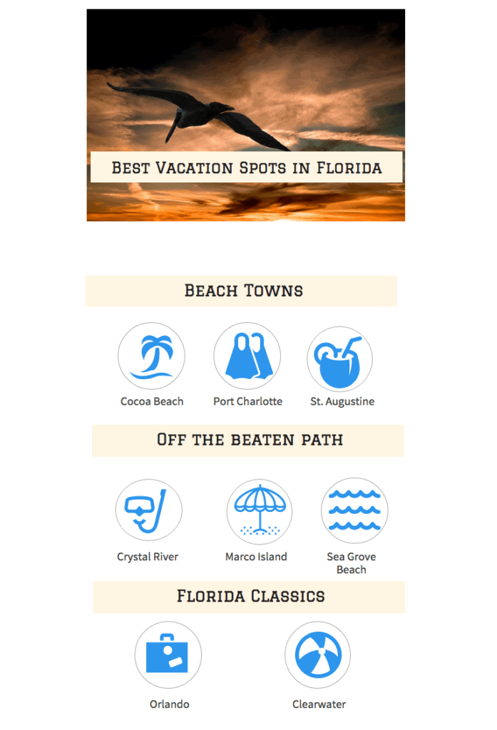 Best Vacation Spots in Florida