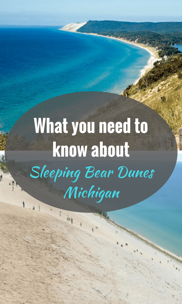What you need to know about Sleeping Bear Dunes Michigan