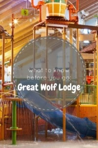 What you know about Great Wolf Lodge