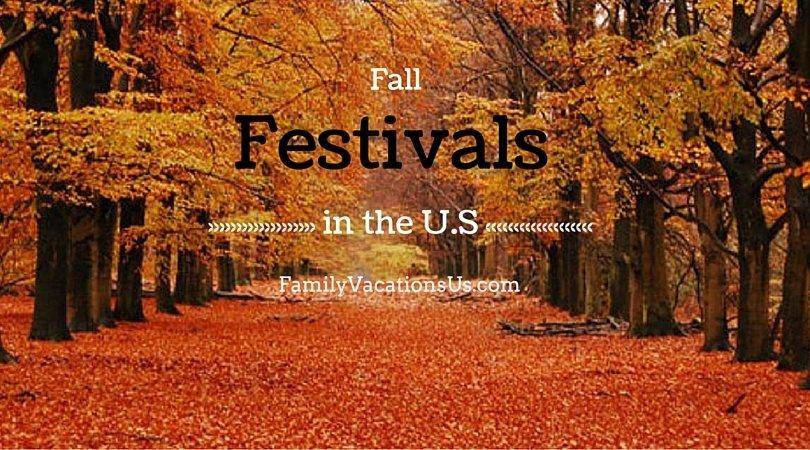 top fall festivals