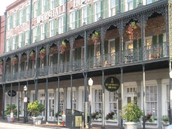 Marshall House, Savannah Georgia
