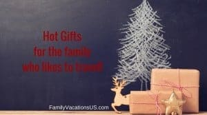 Hot gifts for the family that likes to travel!