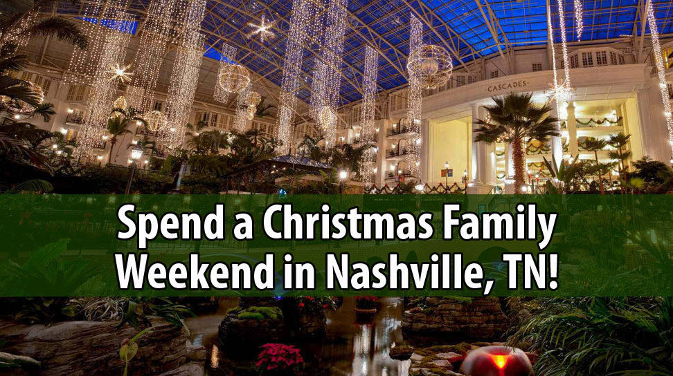Nashville, TN the Perfect Holiday Getaway