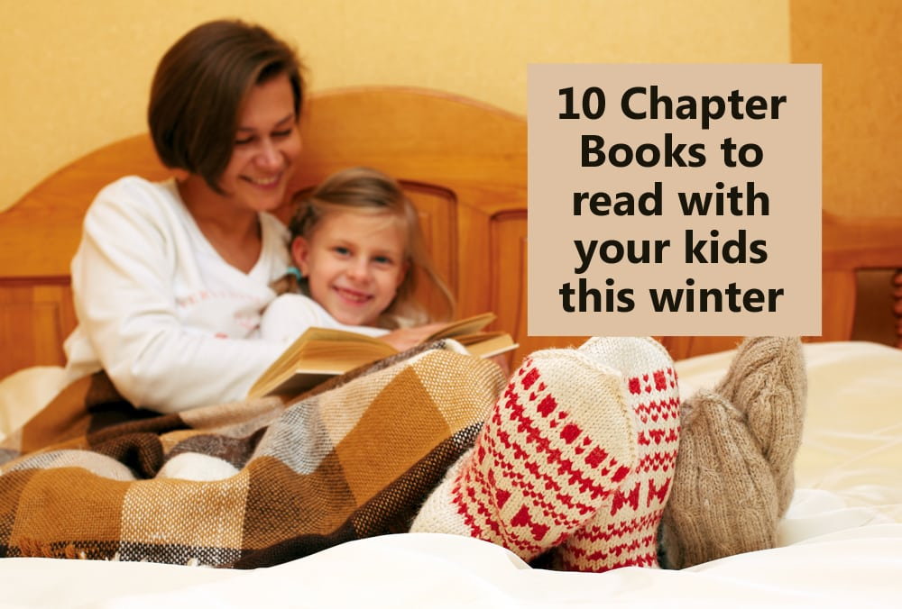 10 books to read to your kids this winter