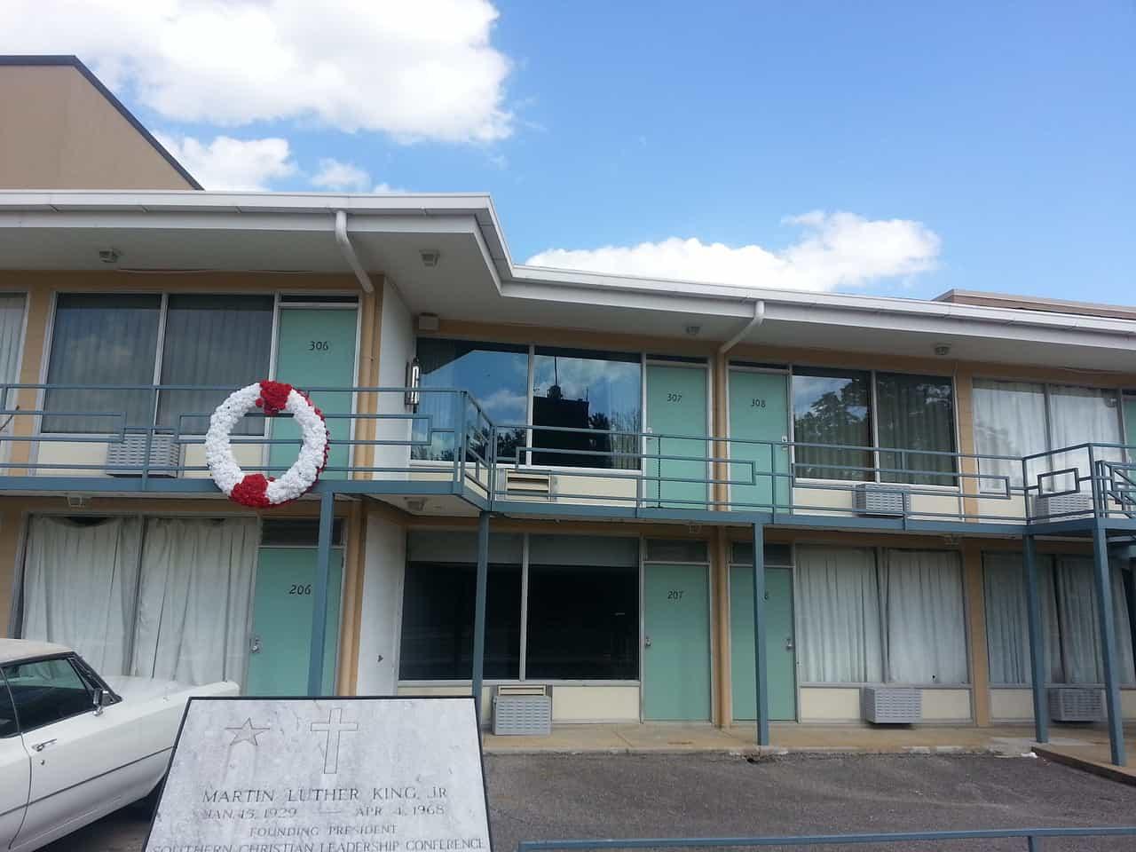 Lorraine Motel in Memphis -