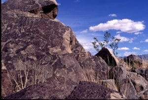 World's largest accessible collection of petroglyphs credit Verna Wood