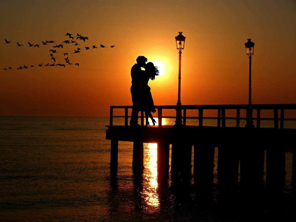 Most romantic cities for couples