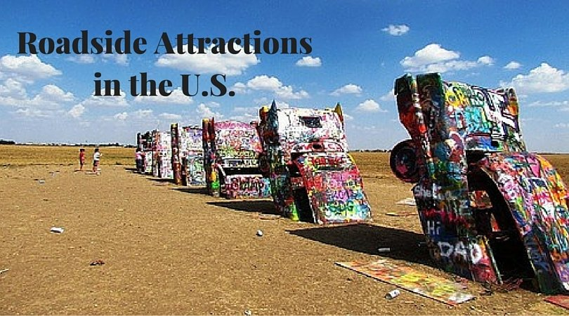 Roadside attractions in the U.S