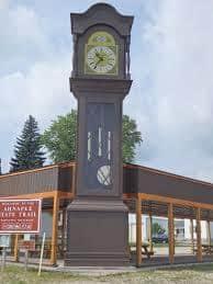 Worlds Tallest Grandfather Clock