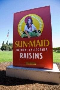 raisin sign