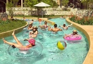 Hotel Pools in the U.S your kids will love!