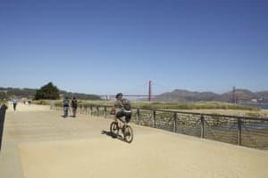 Crissy Field photo courtesy of the San Francisco Travel Association/Scott Chernis