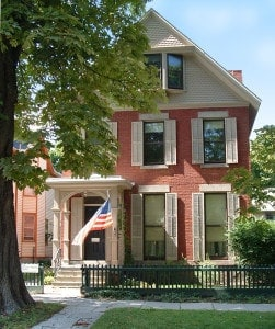 National Susan B. Anthony Museum & House in Rochester, NY