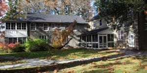Eleanor Roosevelt National Historic Site in Hyde Park, New York