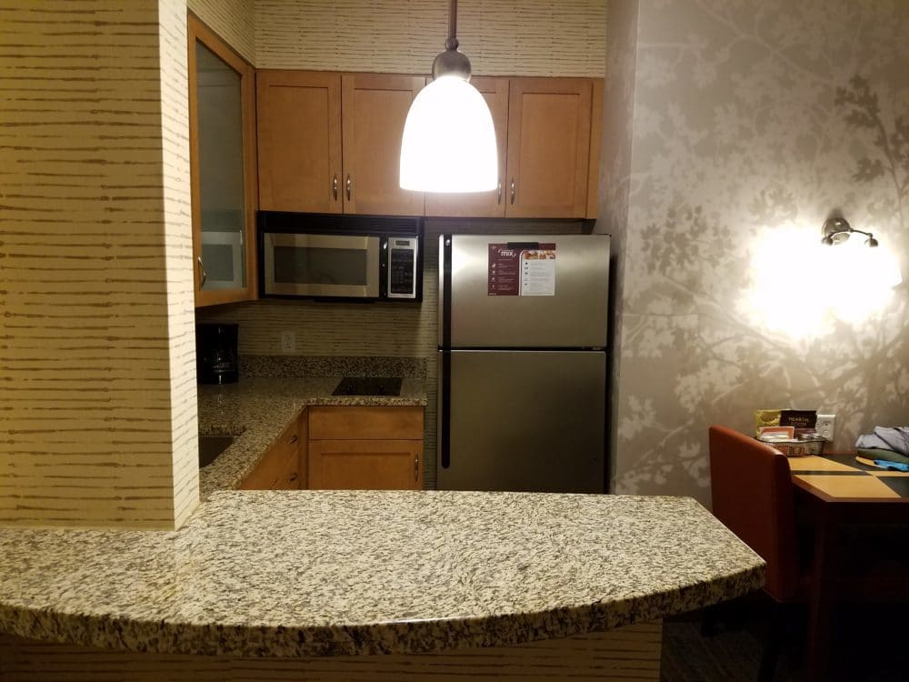 kitchen-residence-inn-ocala