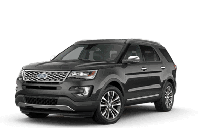 Road Trip in a 2016 Ford Explorer