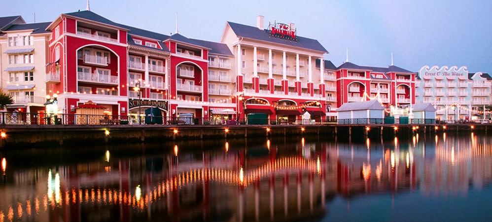 Disney's-boardwalk-inn