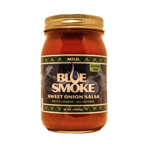 West Virginia Blue Smoke Salsa