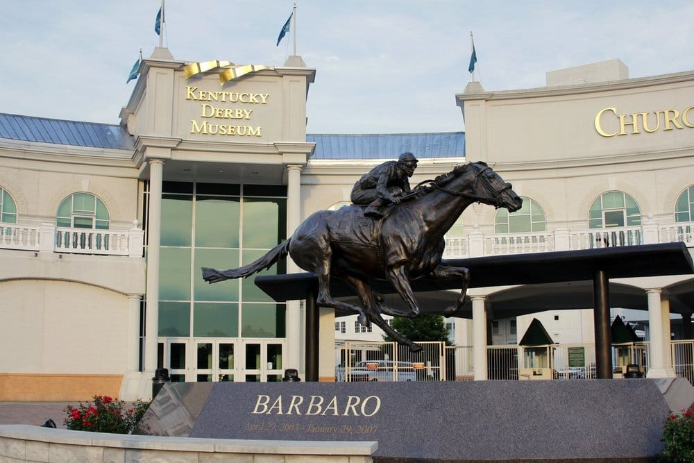 Kentucky Derby Museum—Bourbon, Horses, History, and Brownies