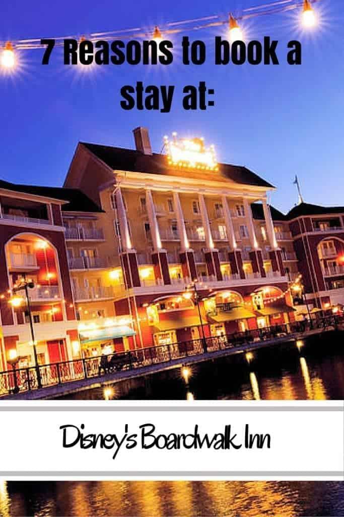 Disney's Boardwalk Inn (2)