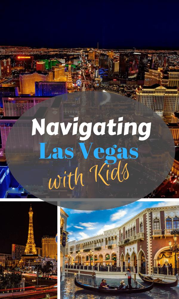 Navigating Las Vegas with Kids