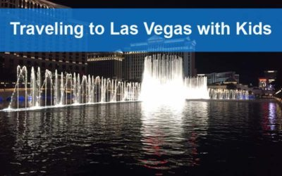 Traveling to Las Vegas with Kids
