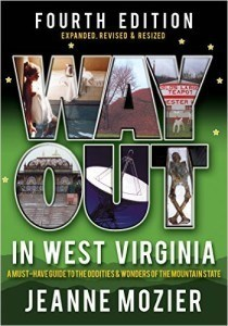 Way Out in West Virginia Great guide book for West Virginia