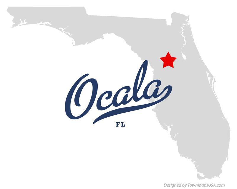 Our Stop in Ocala Florida