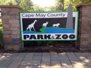 Cape May Park & Zoo, New Jersey