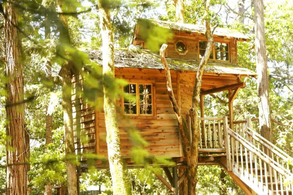 Oregon Treehouse Vacation