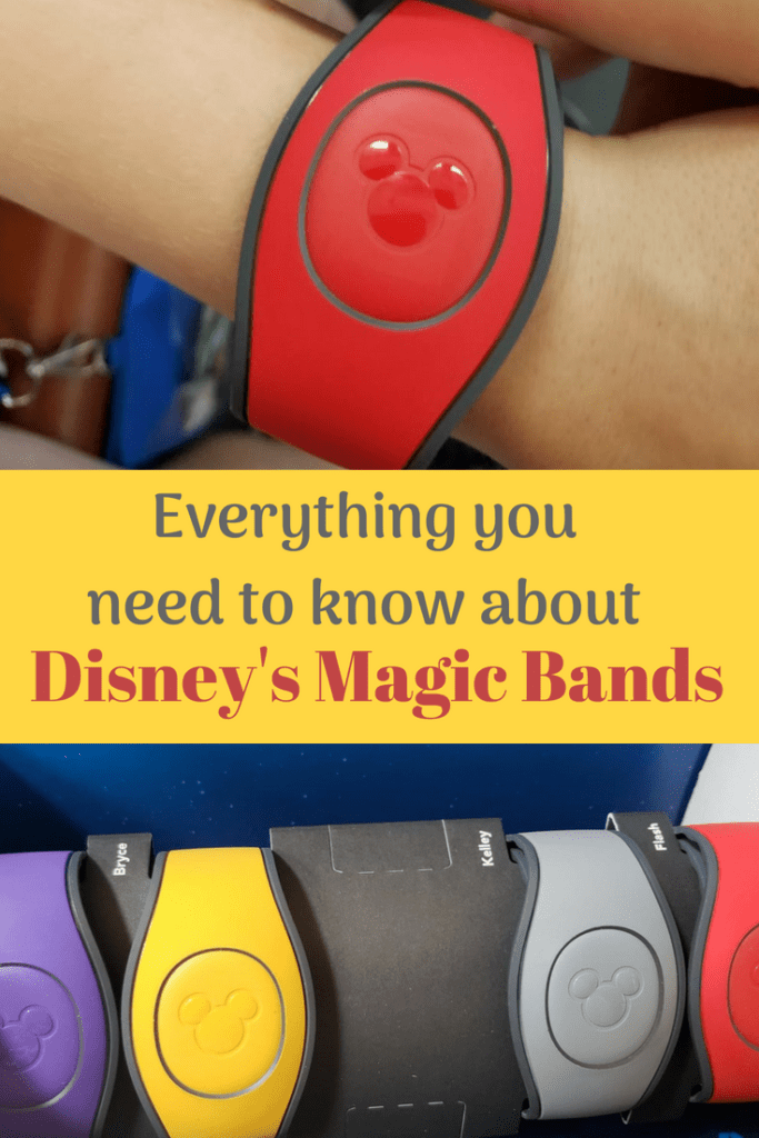 Headed to Walt Disney World and eager to use your Magic Bands but not quite sure where to begin? We have the scoop on everything you need to know about Disney's Magic Bands. What makes them magical? Read more now! #waltdisneyworld #magicband #magicbands