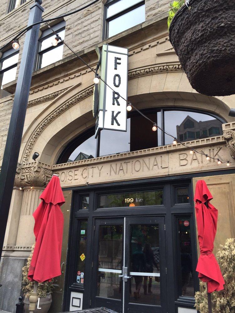 Fork Restaurant in Boise, ID