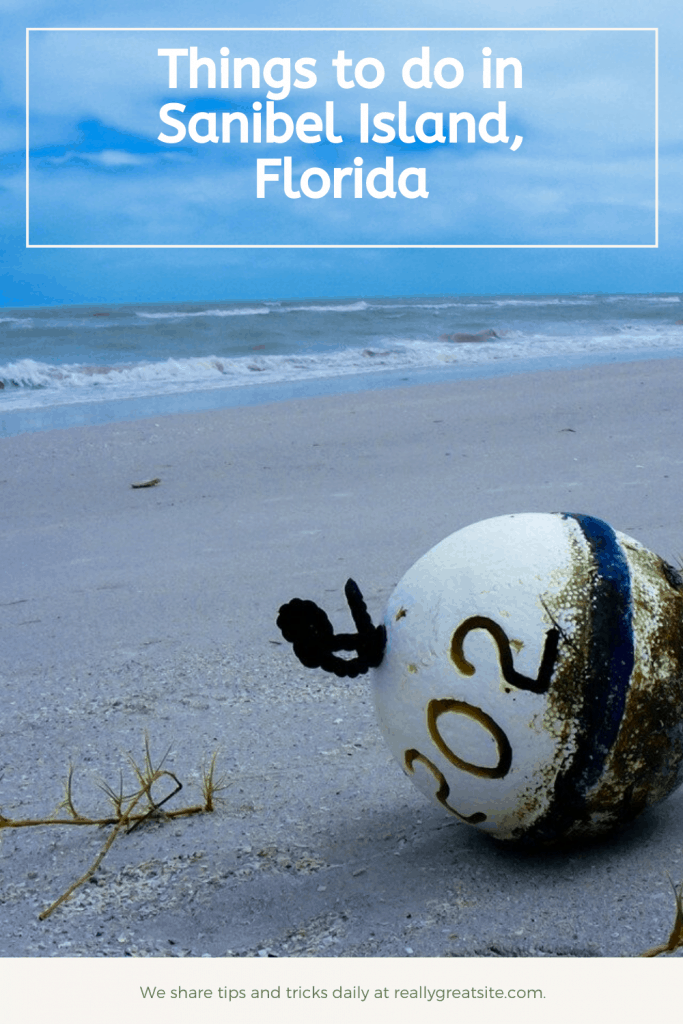 If you are headed to Sanibel Island Florida we have suggestions on things to do while you are visiting this Florida barrier island.