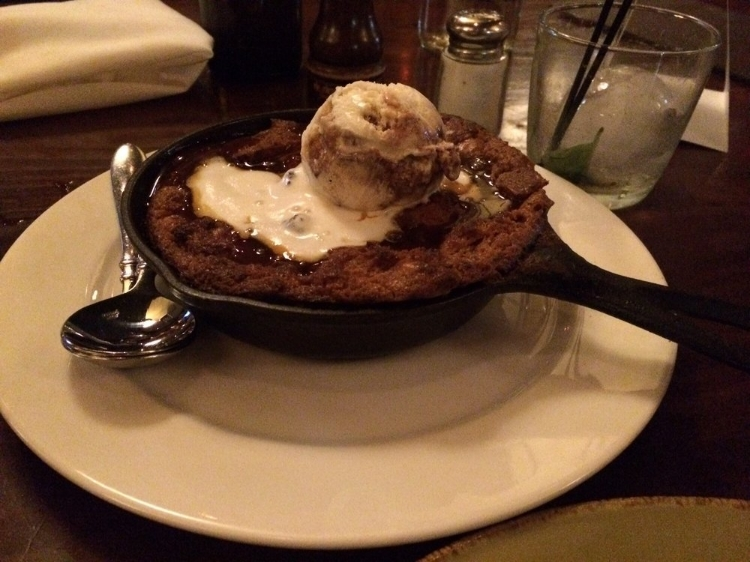 bread+pudding+at+Fork