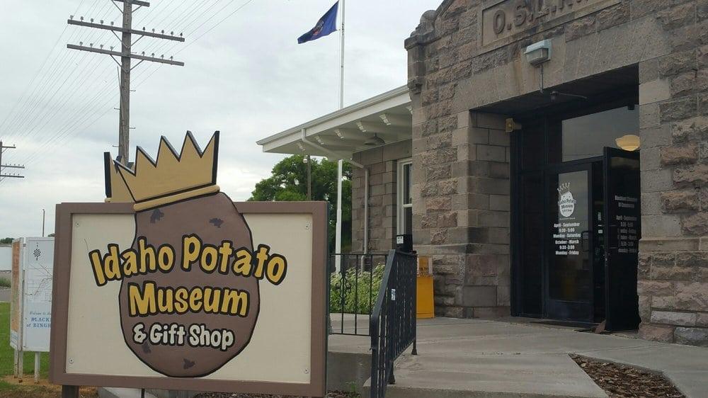Blackfoot Potato Museum 2