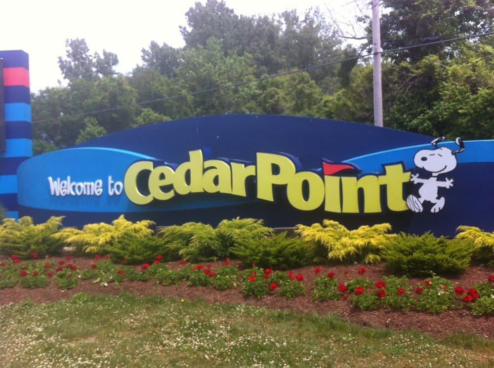 Family Fun at Cedar Point