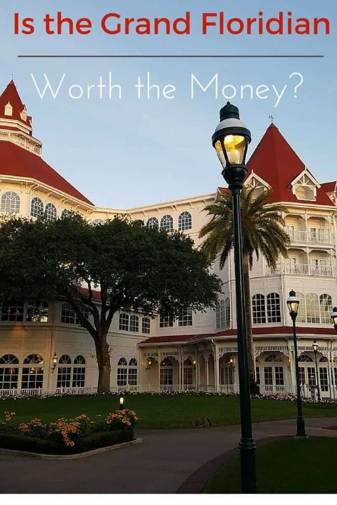 Is the Grand Floridian