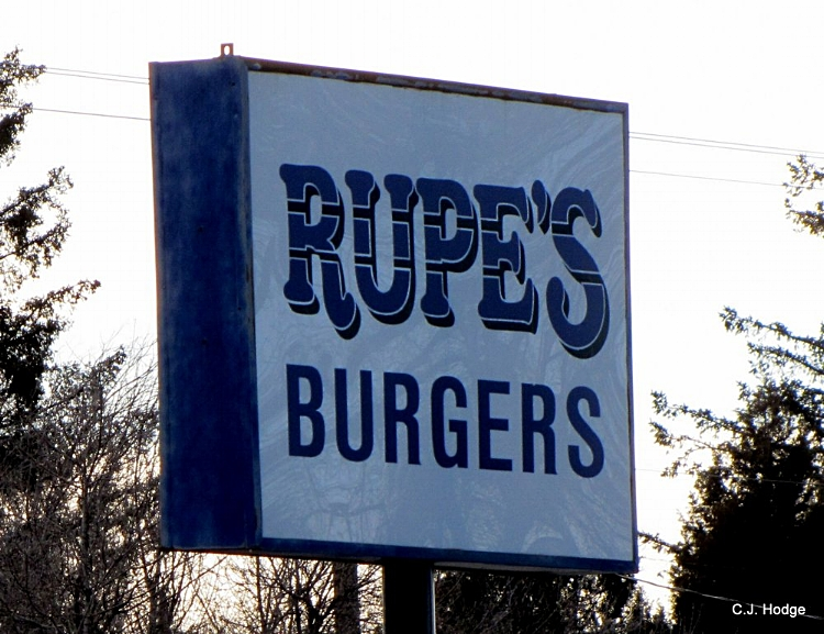 Rupe Burgers +