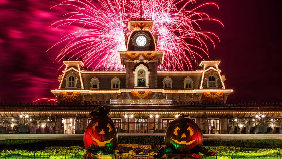 Mickey's Not so Scary Halloween Dates