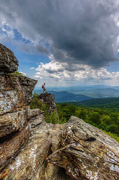 Appalachian National Scenic Trail courtesy NPS