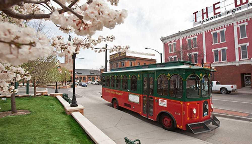 Cheyenne Trolley