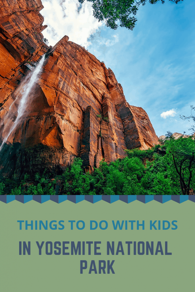A Visit to Yosemite National Park is sure to be a breathtaking trip. There is no shortage of fantastic family friendly activities that your kids are sure to love. Take a look at our suggestions! #nationalparks #yosemite