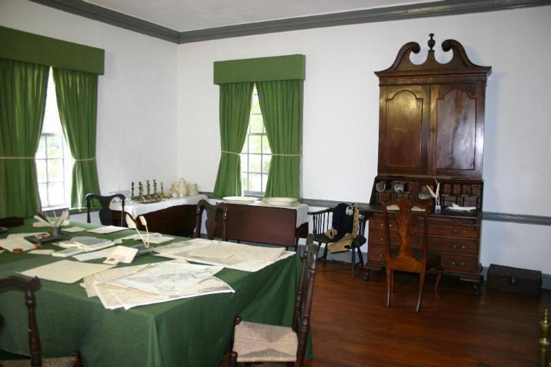 War Department of 1779- 1780 General Washington and his staff designed strategy in hopes to end the war with a victory.