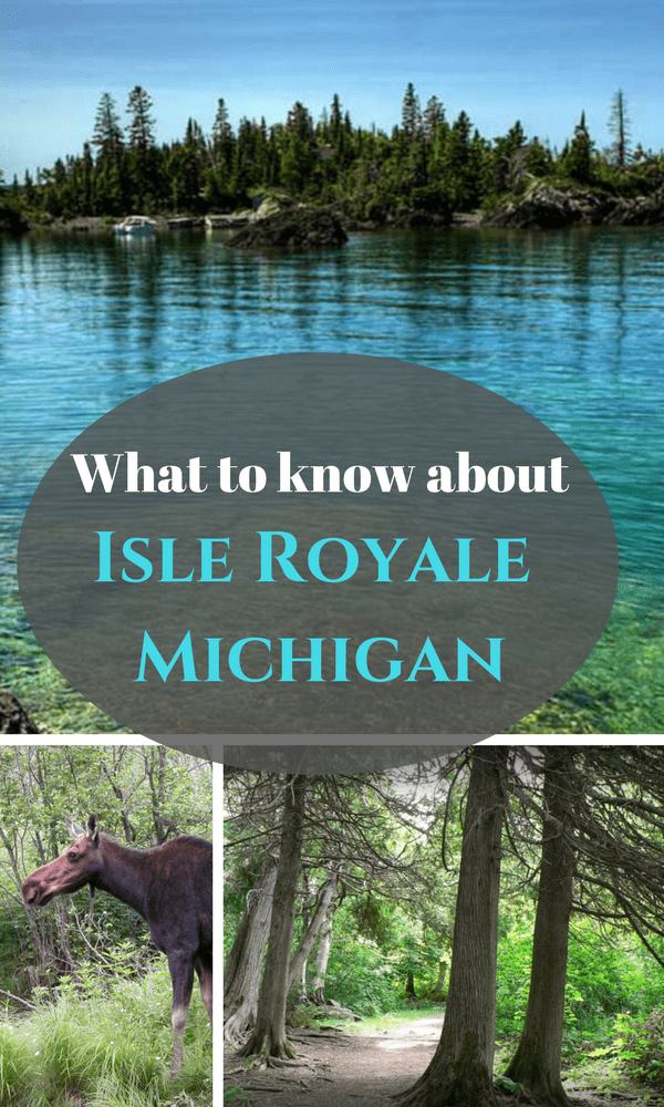 What to know about Isle Royale Michigan