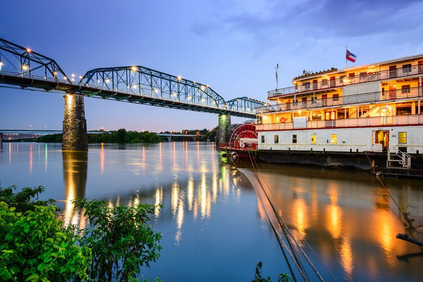 Things to do with Kids in Chattanooga