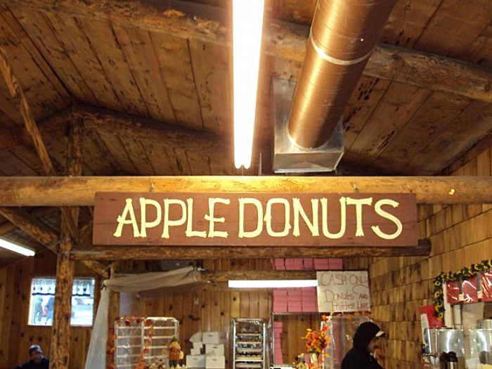 Apple Hill Donuts in Camino, CA
