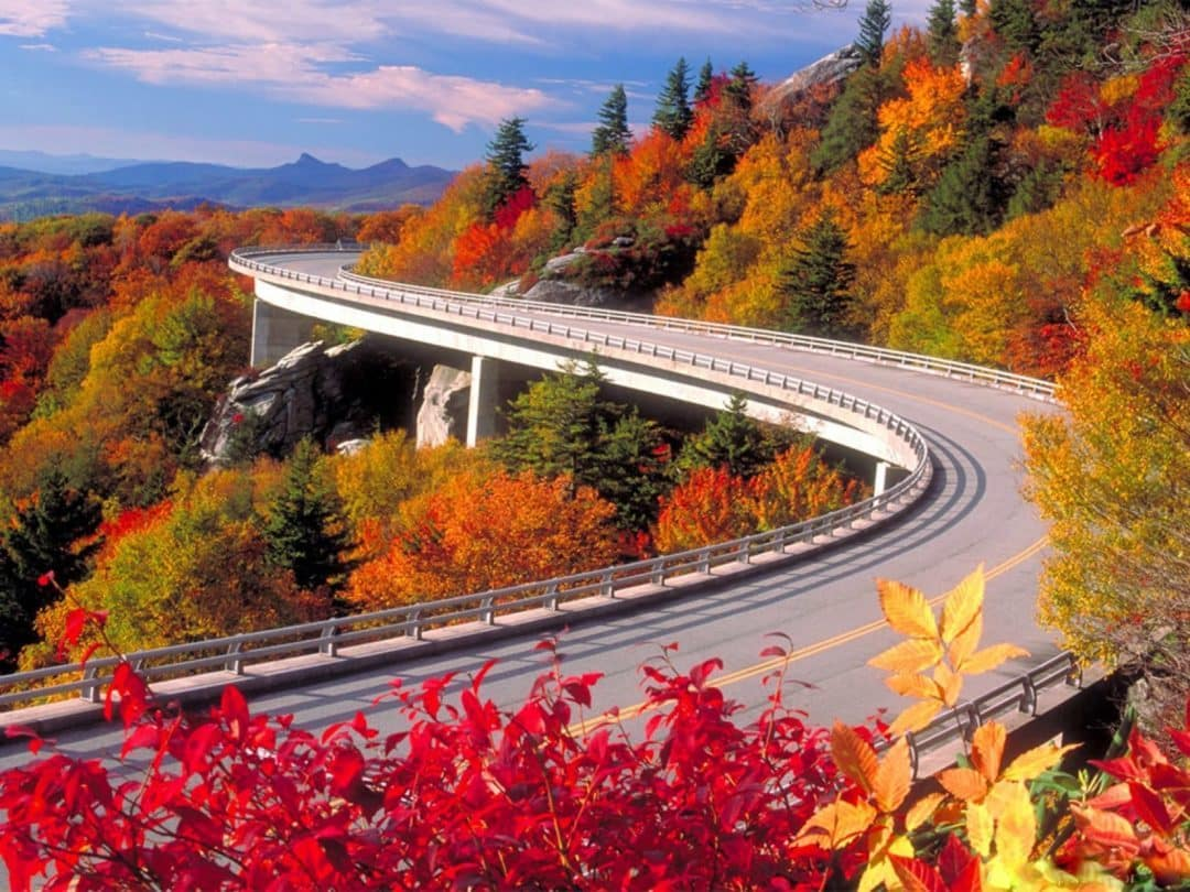 more places to see fall colors